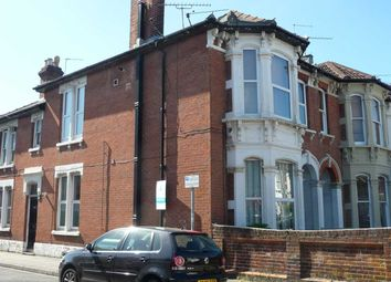 Thumbnail 1 bed flat to rent in St. Davids Road, Southsea