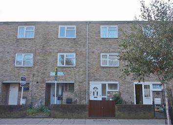Thumbnail 3 bed terraced house for sale in Redwald Road, Hackney
