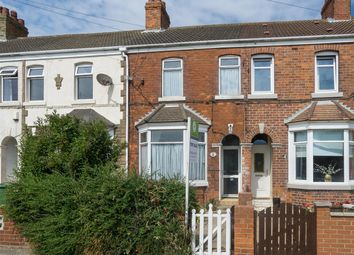 Thumbnail 3 bed terraced house for sale in Waxholme Road, Withernsea, East Riding Of Yorkshire