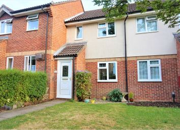 Thumbnail 2 bed terraced house for sale in Challoner Close, Basingstoke