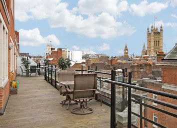 Thumbnail 3 bed flat to rent in Romney House, 47 Marsham Street, Westminster