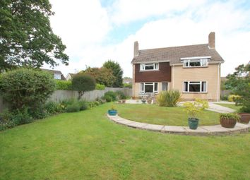 Thumbnail 4 bed detached house for sale in Haglane Copse, Pennington, Lymington, Hampshire