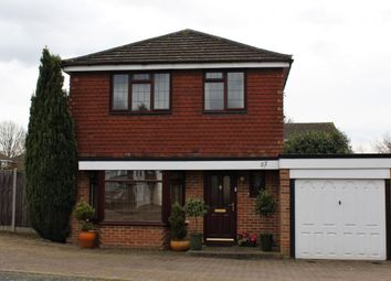 Thumbnail 4 bedroom detached house for sale in Southlands Road, Ash
