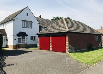 Thumbnail 3 bed detached house for sale in Burgins Lane, Waltham On The Wolds, Melton Mowbray