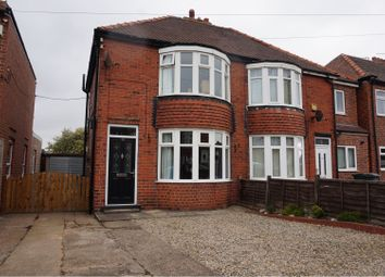 Thumbnail 2 bed semi-detached house for sale in Seymore Road, Aston, Sheffield