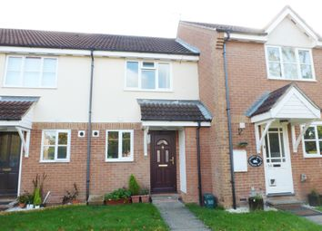 Thumbnail 2 bed terraced house to rent in Avocet Way, Aylesbury