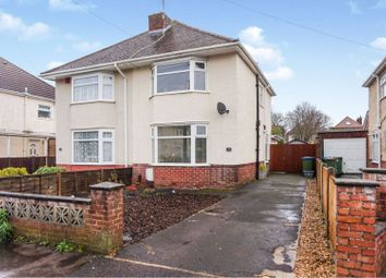 2 bed semi-detached house for sale in Swanmore Avenue, Sholing, Southampton SO19