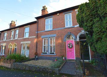 Thumbnail 3 bed terraced house for sale in Kingston Street, Strutts Park, Derby
