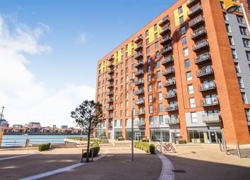 Thumbnail 1 bed flat for sale in Capstan Road, Southampton