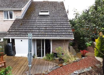 Thumbnail 1 bed property to rent in Polgover Way, St. Blazey, Par