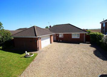 Thumbnail 3 bed detached bungalow for sale in Clough Road, Gosberton Risegate, Spalding