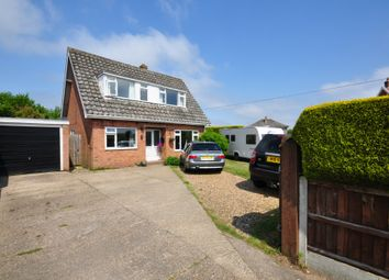 Thumbnail 3 bed detached house for sale in Cherry Tree Close, North Lopham, Diss