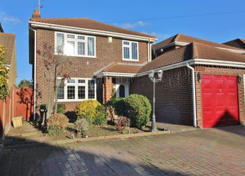 Thumbnail 4 bed detached house for sale in Steli Avenue, Canvey Island