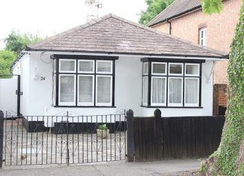 Thumbnail 2 bed bungalow for sale in Avenue Road, Staines