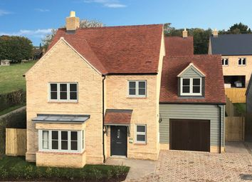 Thumbnail 3 bed detached house for sale in West Street, Comberton, Cambridge, Cambridgeshire