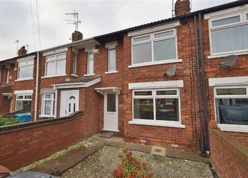 Thumbnail 2 bed terraced house to rent in Danube Road, West Hull