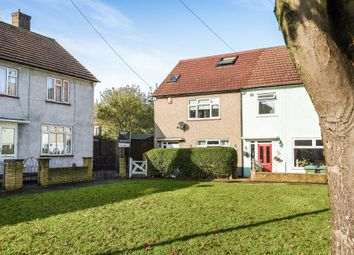 Thumbnail 3 bed end terrace house for sale in Dursley Gardens, London