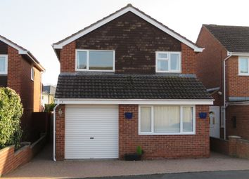 Thumbnail 4 bed detached house for sale in Haston Close, Hereford