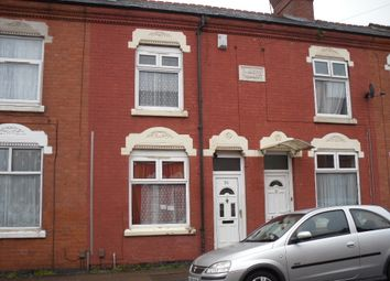 Thumbnail 4 bed terraced house to rent in Linden Street, Evington, Leicester