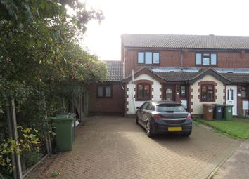 Thumbnail 3 bed end terrace house for sale in Nelson Way, Mundesley, Norwich