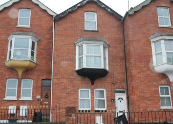 Thumbnail 3 bed terraced house to rent in Chickerell Road, Weymouth, Dorset