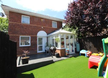 Thumbnail 3 bed detached house for sale in Fury Court, Milton Keynes