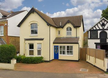 Thumbnail 5 bed detached house for sale in Manor Road, East Molesey