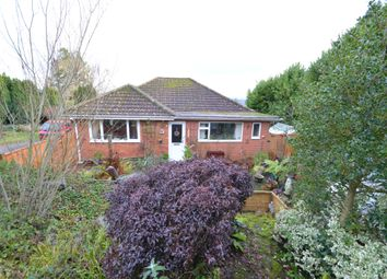Thumbnail 3 bed bungalow for sale in Barley Lane, St Thomas, Exeter