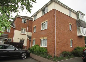 Thumbnail 2 bed flat to rent in Cygnet Drive, Tamworth, Staffordshire