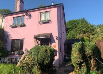 Thumbnail 3 bed semi-detached house for sale in Lynton House, Stokeinteignhead, Newton Abbot
