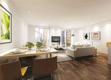 Thumbnail 2 bed flat for sale in Islington Canalside, Islington, London