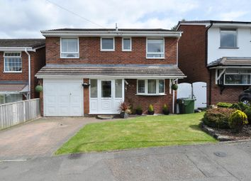 Thumbnail 4 bed detached house for sale in Deansway, Bromsgrove
