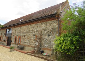 Thumbnail 3 bed barn conversion for sale in Main Road, Sidestrand, Cromer
