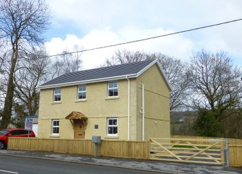 Thumbnail 3 bed detached house for sale in Cwmamman Road, Glanamman, Ammanford, Carmarthenshire