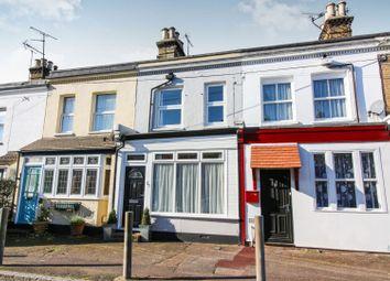 Thumbnail 2 bedroom terraced house for sale in Park Street, Westcliff-On-Sea