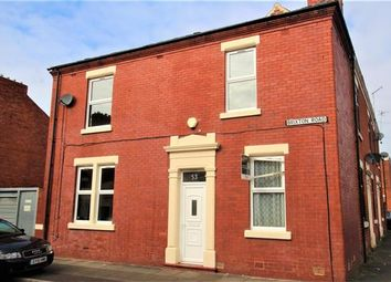 Thumbnail 2 bedroom end terrace house to rent in Brixton Road, Frenchwood, Preston