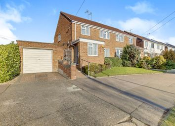 Thumbnail 4 bed semi-detached house for sale in Chaucer Road, Pound Hill, Crawley