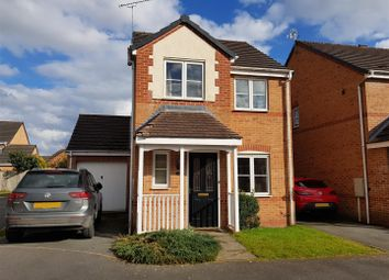 Thumbnail 3 bed link-detached house for sale in Kyle Road, Hilton, Derby
