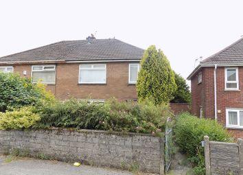 Thumbnail 3 bed semi-detached house for sale in Pen-Y-Mynydd, Bettws, Bridgend.