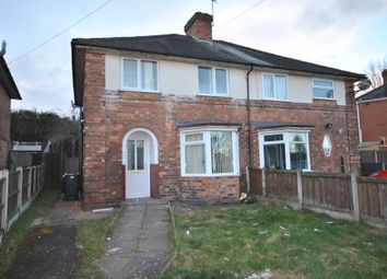 Thumbnail 3 bed semi-detached house to rent in Aylesbury Crescent, Kingstanding, Birmingham