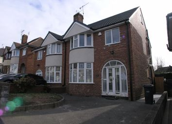Thumbnail 4 bed semi-detached house to rent in Oakham Avenue, Dudley