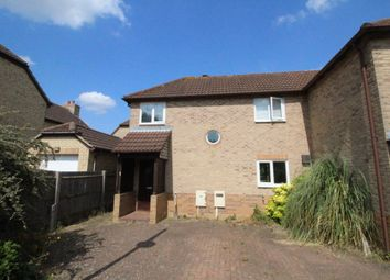 Thumbnail 2 bed semi-detached house to rent in Olde Bell Lane, Loughton, Milton Keynes, Bucks