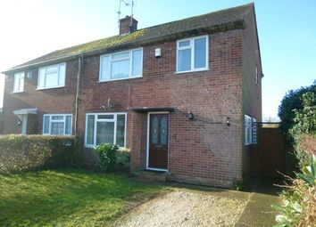 Thumbnail 3 bed semi-detached house to rent in Wye Close, Tilehurst, Reading