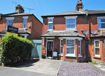 Thumbnail 3 bed semi-detached house for sale in Newton Road, Southampton