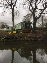 Thumbnail 2 bed property for sale in Oakland Caravan Park, Brewood