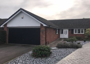 Thumbnail 3 bed bungalow for sale in Aldford Close, Hough, Crewe