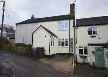 Thumbnail 2 bed terraced house to rent in Church Street, Mount Pleasant, Mow Cop