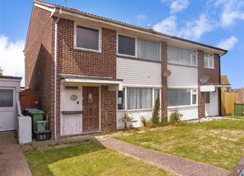 Thumbnail 3 bedroom semi-detached house for sale in Taylors Lane, St. Marys Bay, Kent