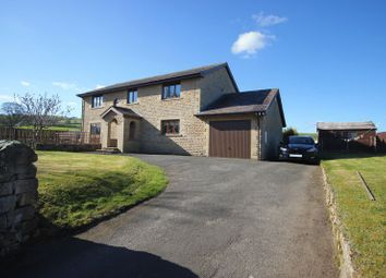 Thumbnail 6 bed detached house for sale in West Woodburn, Hexham