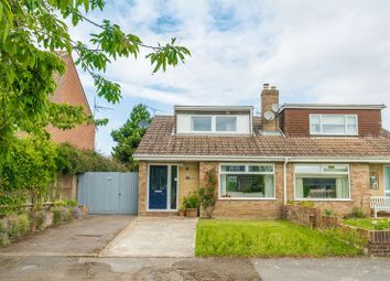 Thumbnail 3 bed semi-detached house for sale in Crafts End, Chilton, Didcot